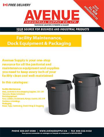 Facility Maintenance, Dock Equipment, & Packaging