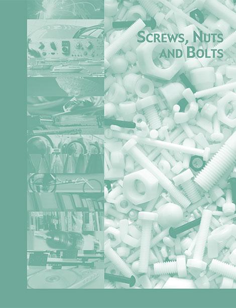 Cords Canada Ltd. Catalogue – Screws, Nuts and Bolts
