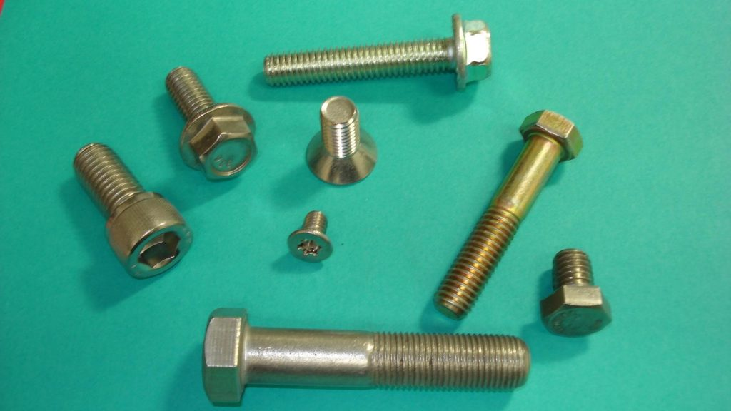corrosion resistant bolts