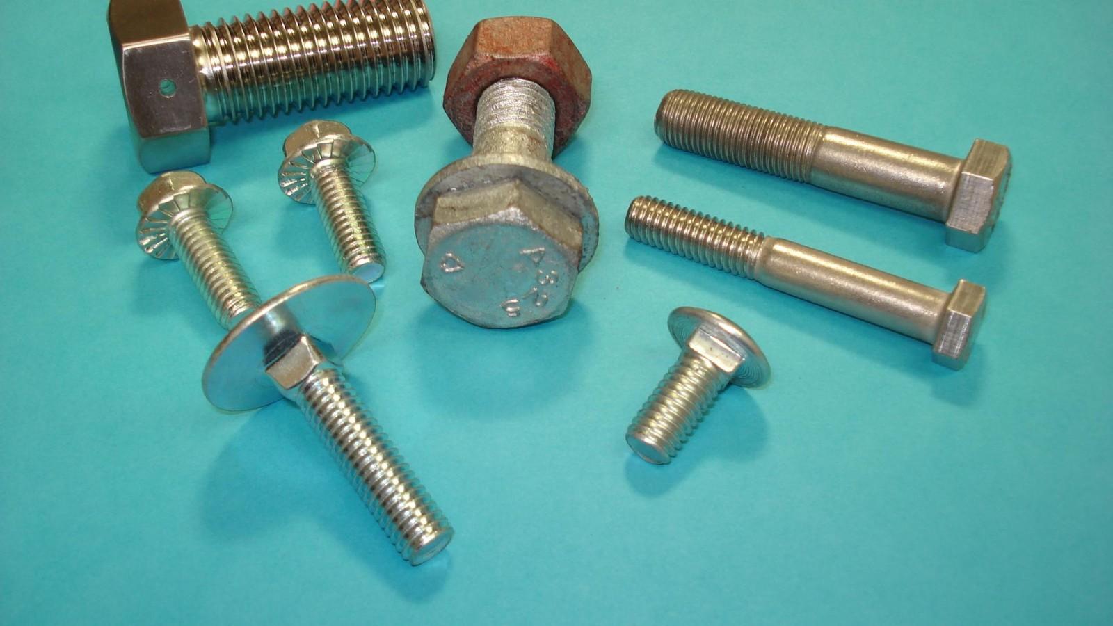 heat treated bolts