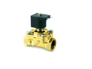 Operated Solenoid Valves