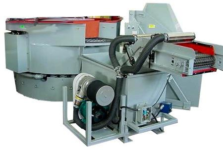 Cleaning, Metal Parts Machines