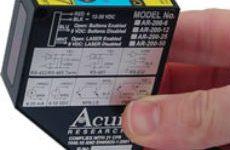 laser measurement sensors