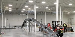 conveyor installation services