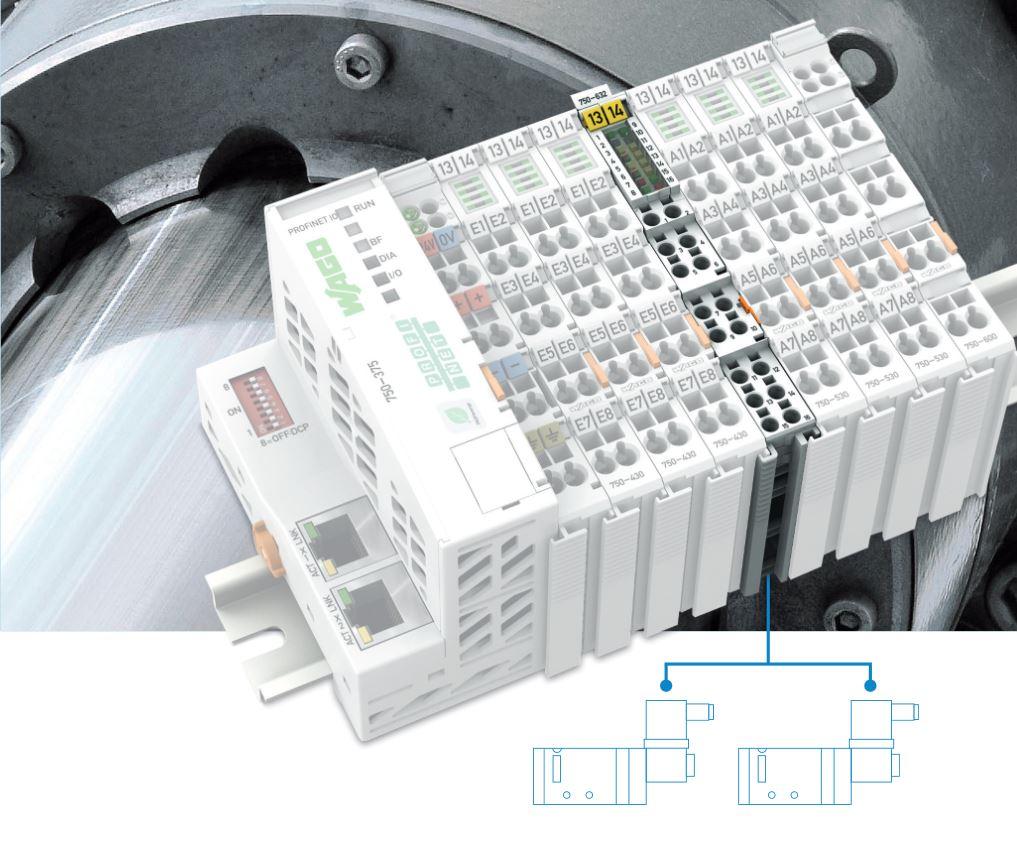proportional valve module