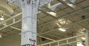 overhead lifting system