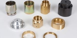 precision-machined products
