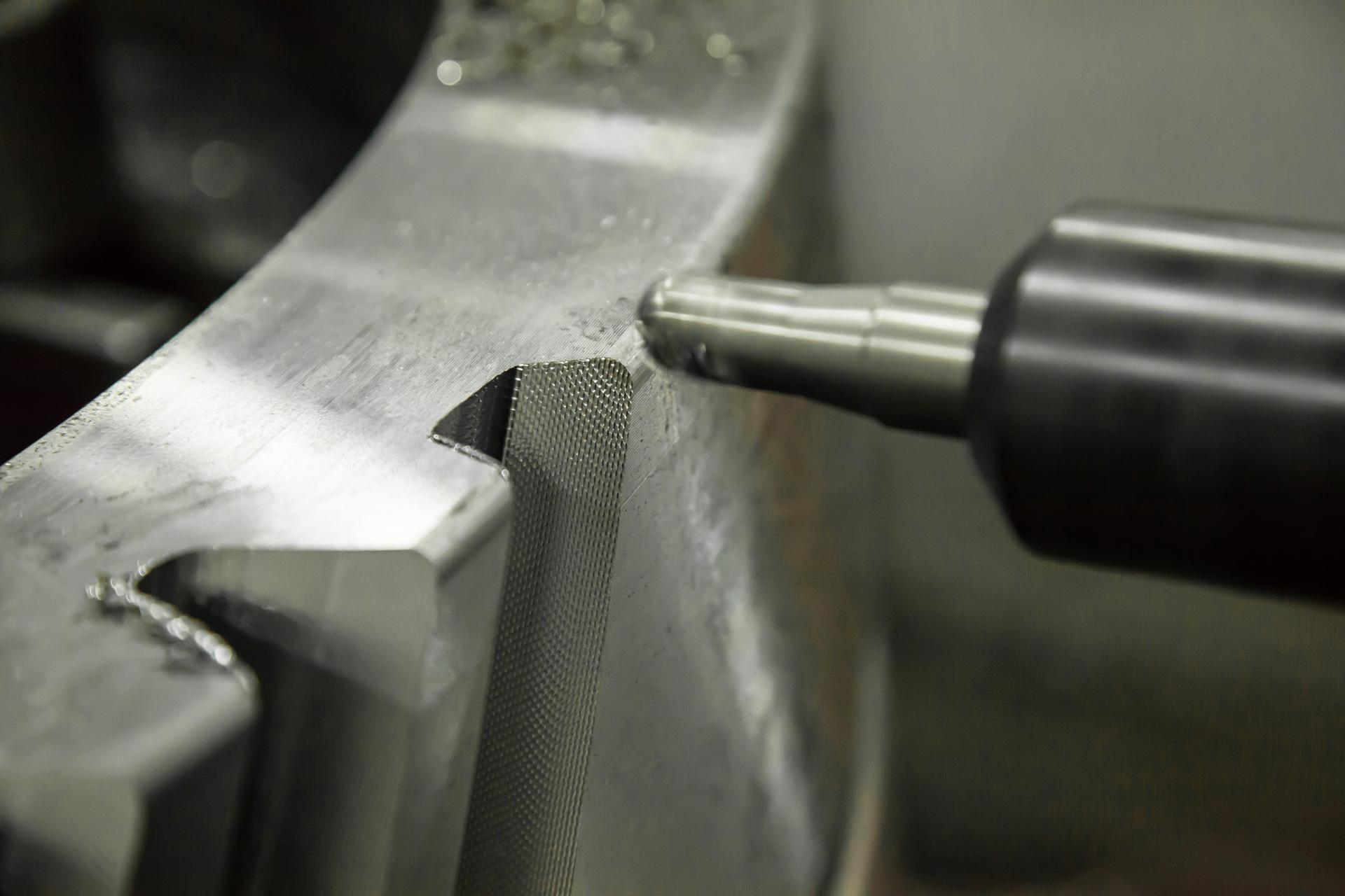 expert machining