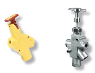 safety lockout valves