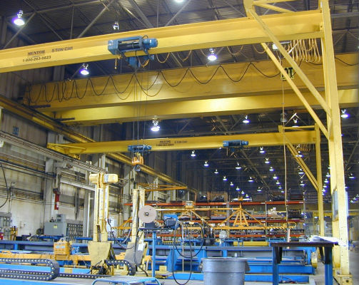 industrial lifting solutions