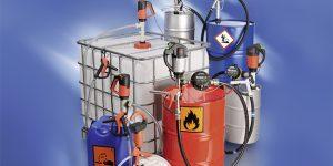 ATEX certified pumps