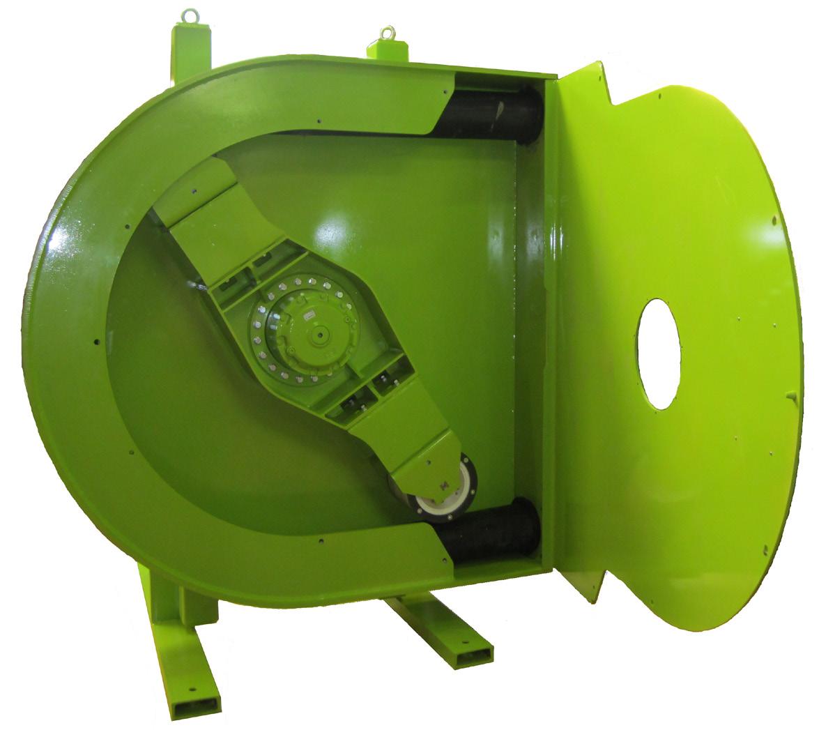 high volume hose pumps