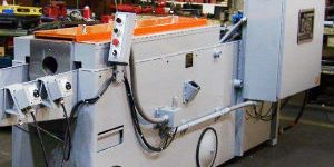 custom designed broaching machines