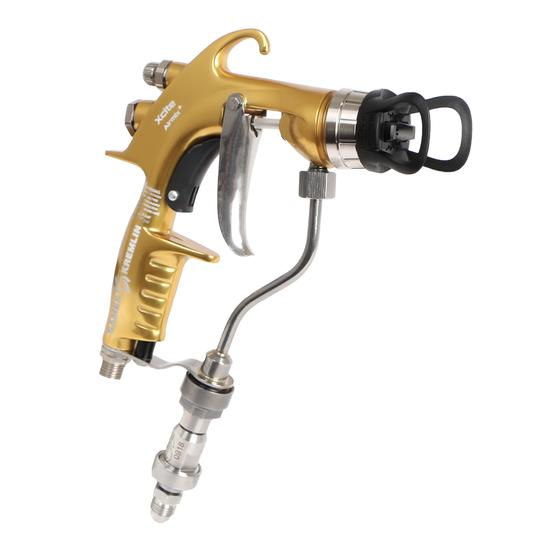 manual spray