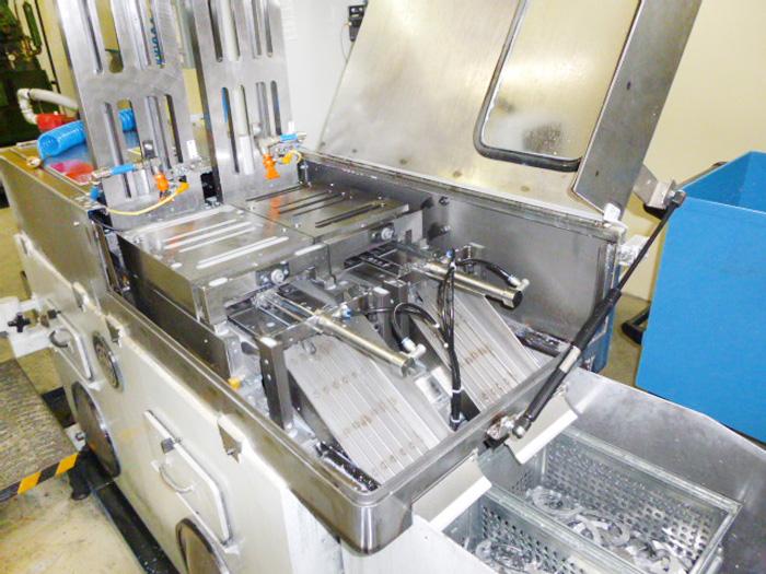 customized broaching machine