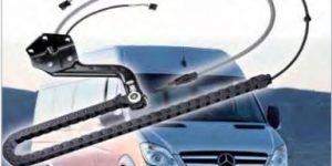 automotive cable carriers
