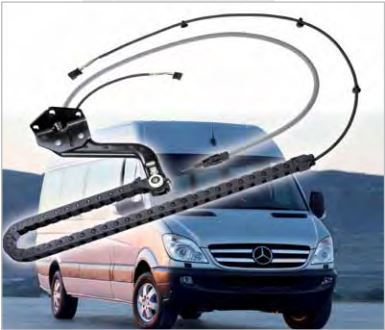 automotive cable carriers