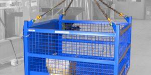 material lifting baskets