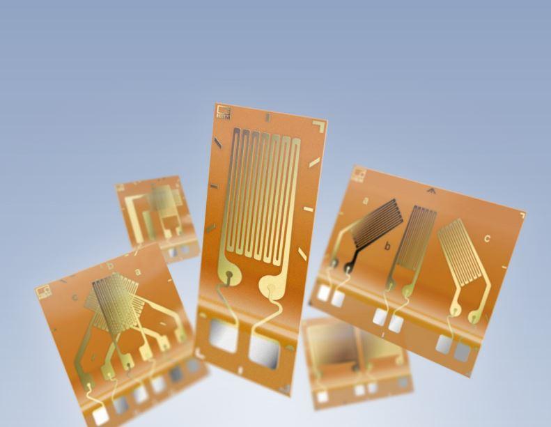 industrial strain gauges