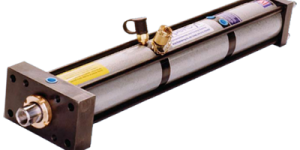 hydra-pneumatic cylinders