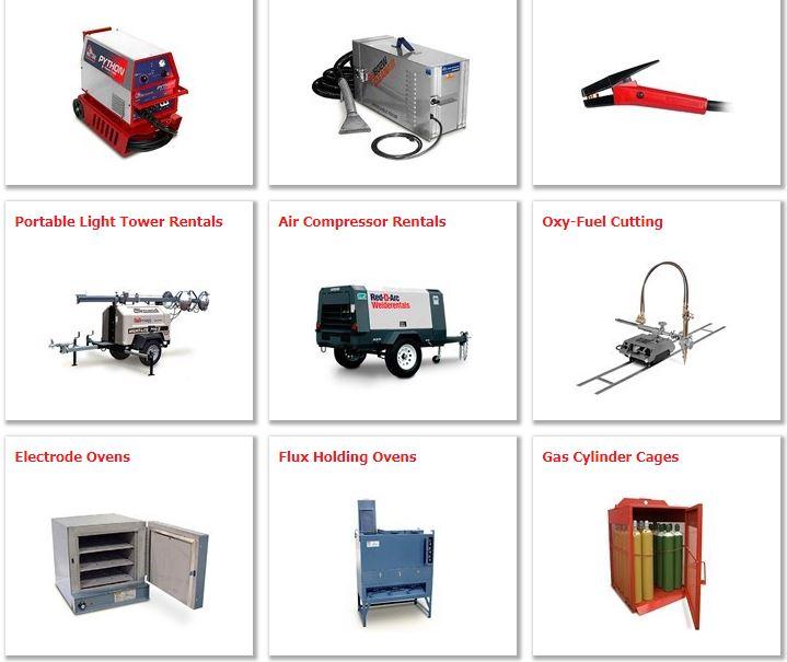 specialty welding equipment