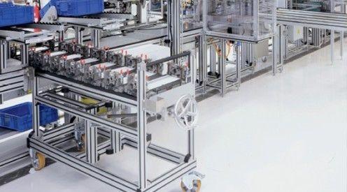 aluminum structural framing