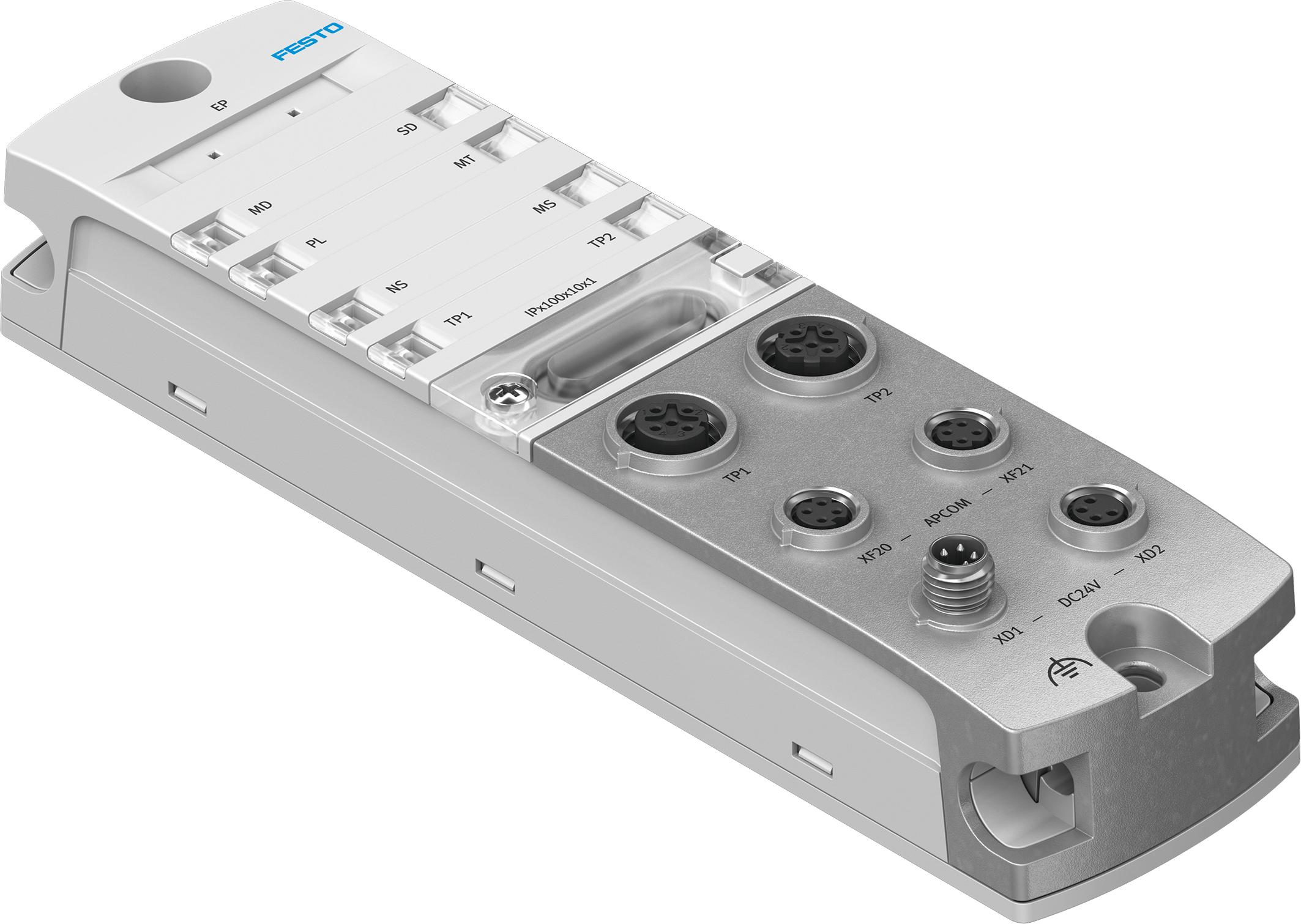 remote I/O system