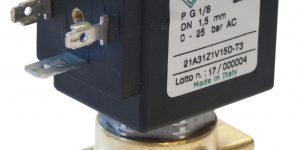 NSF-certified solenoid valves