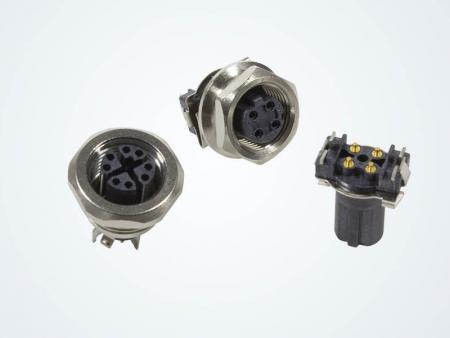industrial circular connectors