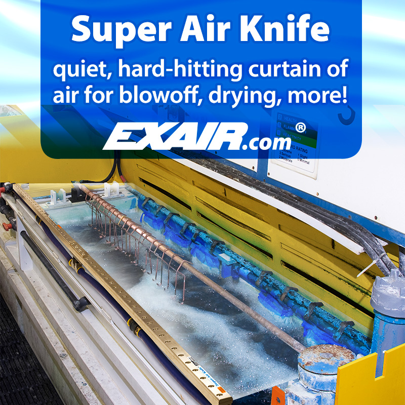 engineered air knife