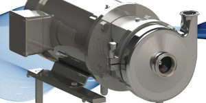 easy-assembly centrifugal pumps