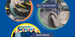 belt installation