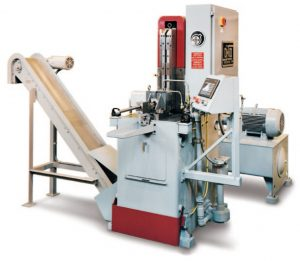 compact vertical broaching machine