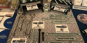 drop-forged hardware products