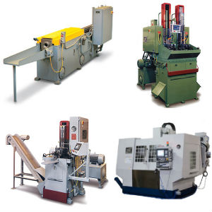 hydraulic broaching machines