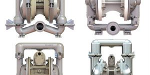 FDA-compliant pumps
