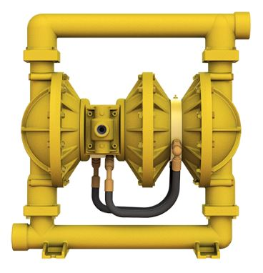 high-pressure pumps