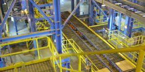 conveyor system implementation