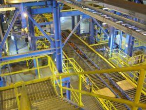 conveyor system implementation