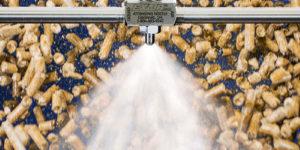 air-atomizing spray nozzle