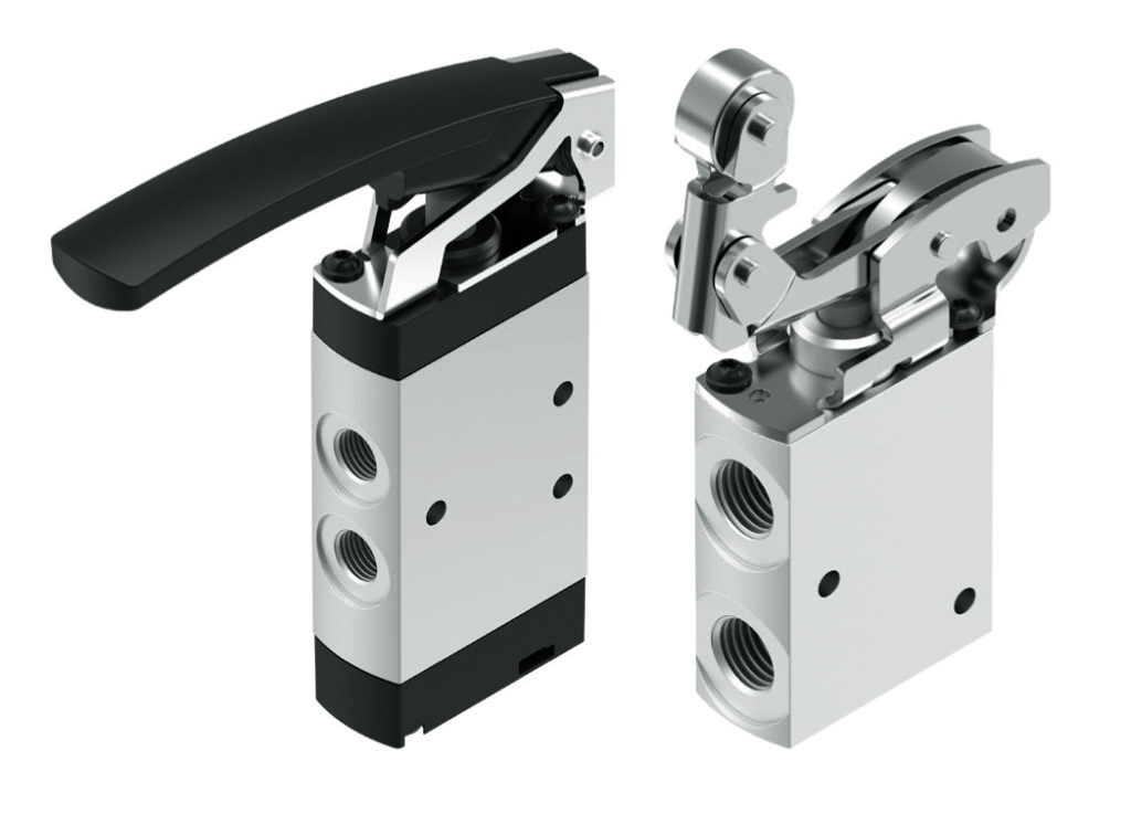 Directional control valves by Festo: precision actuation at your fingertips