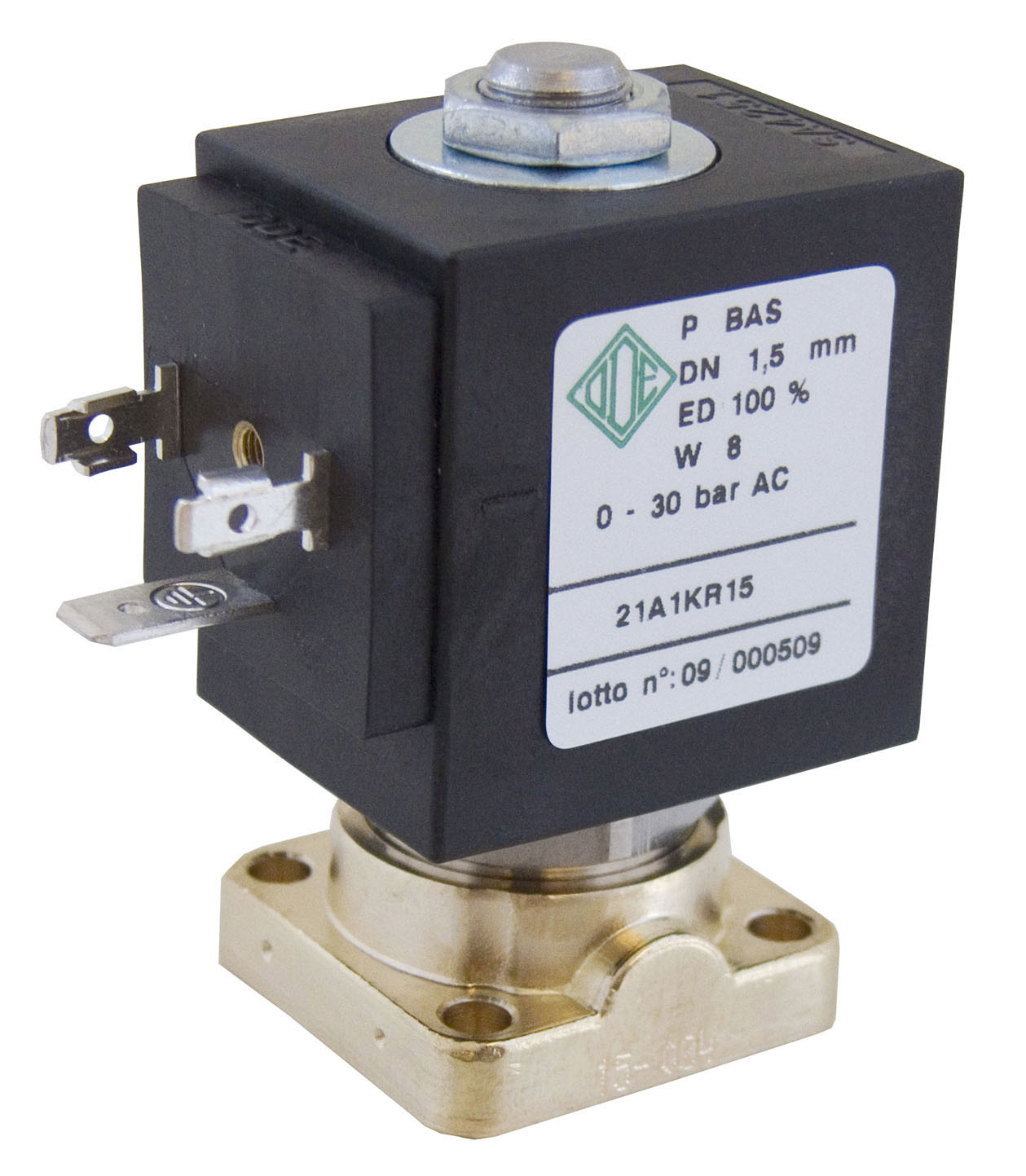 industrial proportional valves