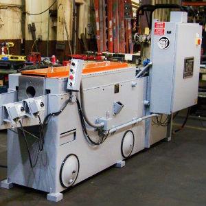 custom-designed broaching machines