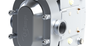 interchangeable circumferential piston pumps