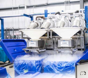 dry-ice blasting solutions