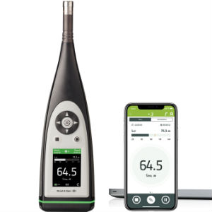 industrial sound level meter