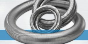 stripwound metal hoses