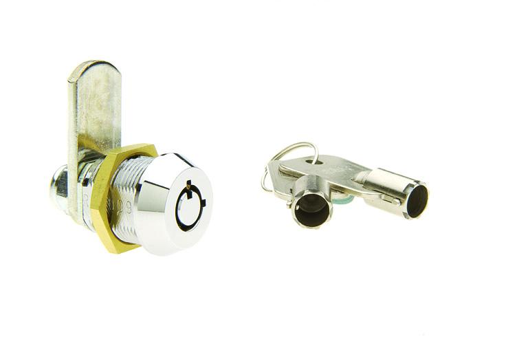 tubular cam locks