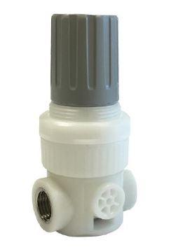 microregulator valve