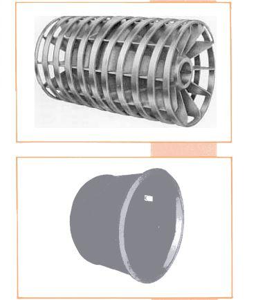 belt-conveyor pulleys